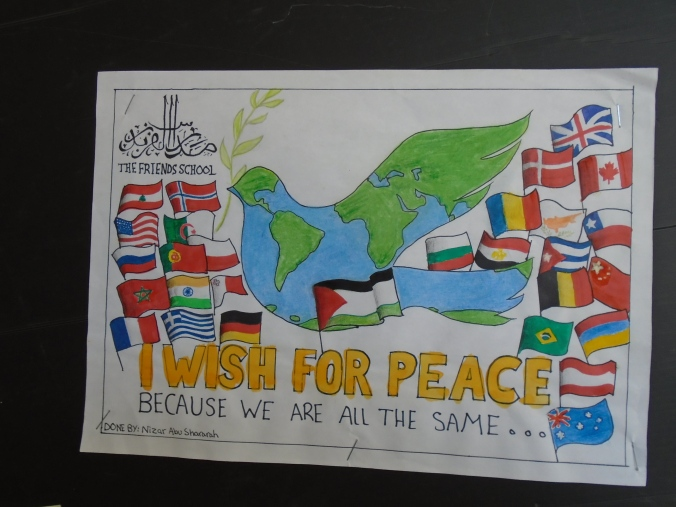 Ramallah Friends School, I wish for Peace